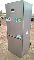 Двухкамерный холодильник Beko ширина 70см  А+++ No Frost