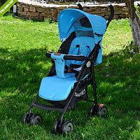 Детская коляска трость BAMBI M 3458-12, голубая