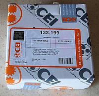 Крестовина карданного вала MAN L2000, M2000, TGL (38х110) - C.E.I. 133199 (81391086052 / 81391086057)
