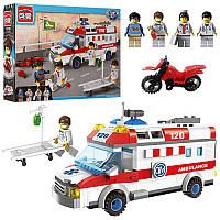 Конструктор типа Лего Brick Город 1118
