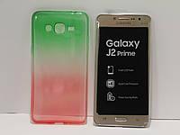 Чехол для смартфона Samsung J2 Prime G532, G530, G531 Prime Радуга прозрачный, фото 1