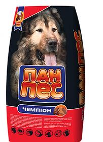 Пан Пес Чемпион для активных собак, 10кг
