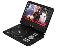 Портативный DVD Плеер Portable NS-958 Game EVD USB SD TV FM 9 Дюймов am