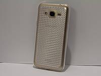Чехол для смартфона Samsung Galaxy J500, J5 2015, J3 2016, J320 Перелив прозрачный, фото 1