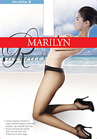 Marilyn Riviera 8 den женские колготки натуральный ( naturale ) , фото 1