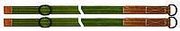 Посторонки х/б зелені подвійні