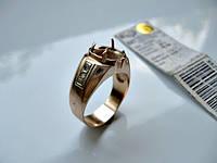 Кольцо мужское Лом ЗОЛОТА 585 пробы - 13.45 грамма 21 размер