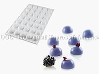 Форма для десертов Micro Dome SILIKOMART