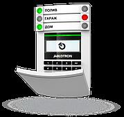 JA-114E Адресный модуль доступа с RFID считывателем и LCD клавиатурой
