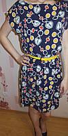 Женские платья  вискоза (S–XL, маломеры)