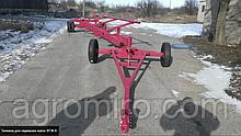 Тележка для транспортировки жатки ВТЖ-9(двухосная)