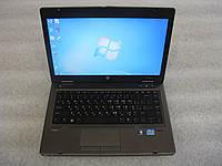 14' ноутбук HP ProBook 6470b i5 2.5GHz 4GB 320GB АКБ 3ч #469