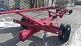 Візок для жаток ТЖУ-9(шестиколісна), фото 2