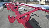 Візок для жаток ТЖУ-9(шестиколісна), фото 3