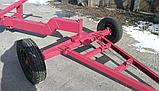 Візок для жаток ТЖУ-9(шестиколісна), фото 5