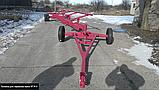 Візок для жаток ТЖУ-9(шестиколісна), фото 6