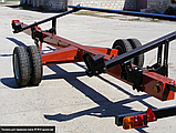 Візок для транспортування жатки ВТЖ-7,4(одноосная), фото 3