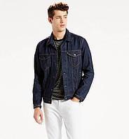 Джинсовая куртка Levis Trucker - Domingo Rinse