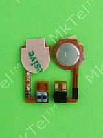 Шлейф кнопки Home iPhone 3G Оригинал Б/У