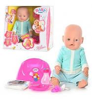 Кукла Пупс Baby Born BB 8001 D-S