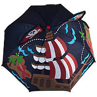 """Детский Зонт для Мальчика """"Пиратский Корабль"""""""