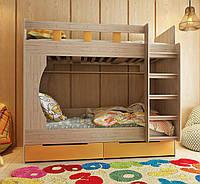 """Кровать двухъярусная детская """"Марли"""", фото 1"""