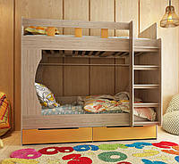 """Ліжко двоярусне дитяче """"Марлі"""", фото 1"""
