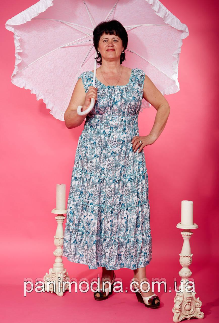Женское нарядное   платье -  ЛЕТО (1.6) От производителя., фото 1
