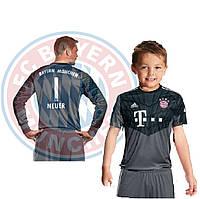 Детская футбольная форма Бавария (№ 1 Нойер)