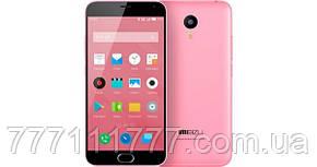 "Смартфон Meizu M2 16GB Pink розовый (2SIM) 5"" 2/16GB 5/13Мп 3G 4G оригинал Гарантия!"