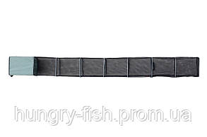Садок прямокутний Flagman 50x40cm Rubber mesh 4.0 m