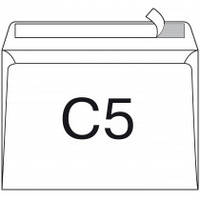Конверт C5 (0+0) скл, 80г/м2