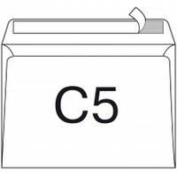 Конверт С5 162х229 скл (0+0), за (50 шт)