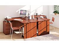 Комп'ютерний стіл 2.35 х 1.6м СК-3732