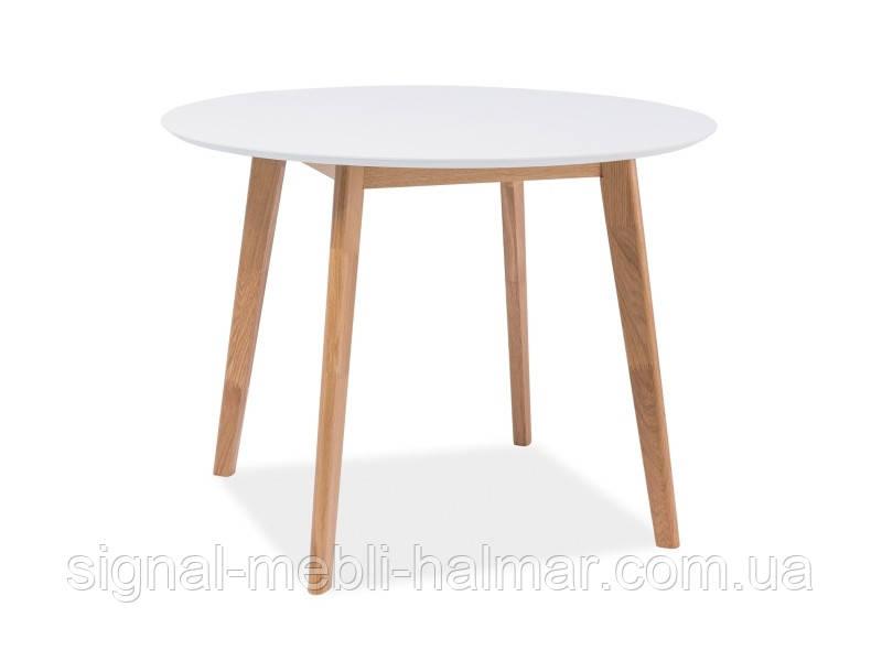 Стол кухонный круглый Mosso II 100*100 signal