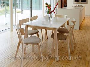 Стол кухонный раскладной Narvik 140*90 signal