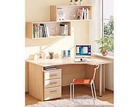 Комп'ютерний стіл 1.6 х 1.175м СК-3733