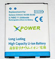 Усиленный аккумуляторSamsung Galaxy S 4 Mini / i9190 (B500AE)