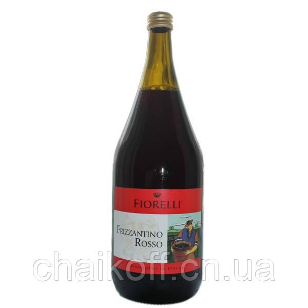"Вино игристое Fiorelli Frizzantino Rosso, 1.5 л (шт) - интернет-магазин ""Chaikoff"" в Чернигове"