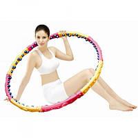Обруч массажный Dynamic W Health Hoop (2,3 кг)