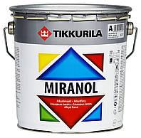 Алкидная Универсальная эмаль Миранол, Tikkurila MIRANOL  2.7л  База А