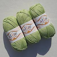 Alize Cotton Baby soft (Ализе Коттон Беби софт) 101 оливковый
