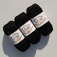 Alize Cotton Baby soft (Ализе Коттон Беби софт) 60 черный