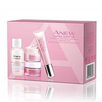 08326,Avon Cosmetics.Набір засобів для догляду за шкірою обличчя «Заряд енергії. Досконалість ».Avon Cosmetics,08326