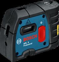 Лазерный отвес GPL 5 BOSCH
