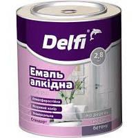 Эмаль алкидная Delfi