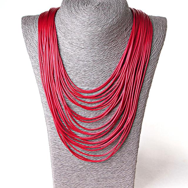Колье и ожерелья в Этно (в народном) стиле