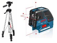 Лазерный нивелир Bosch GCL 25 + BS 150