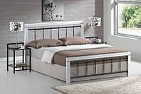 Кровать BERLIN 160 (Signal)