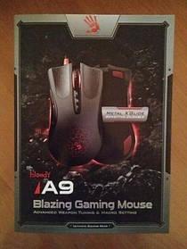 Мышь A4Tech Bloody A9